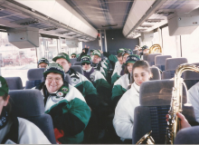 16. Welcome to Grey Cup 1995
