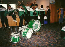 Great set of drums - Waiting at Spirit of Edmonton.jpg