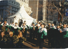 Pep band wows Grey Cup Village visitors.jpg