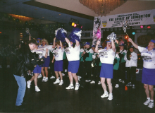 Special appearance by the Baltimore Stallion Cheerleaders - note the blonde on the left.jpg
